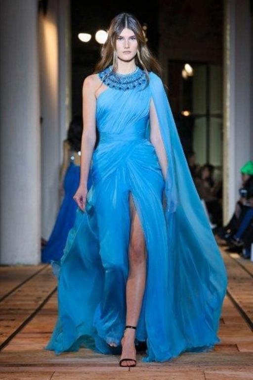 فستان زهير مراد