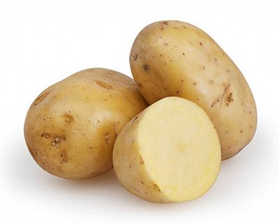 قناع البطاطا والعدس لإزالة شعر الوجه