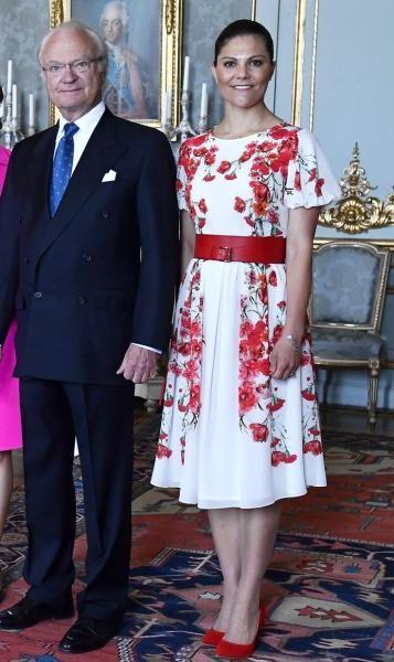اطلالة الأميرة فيكتوريا