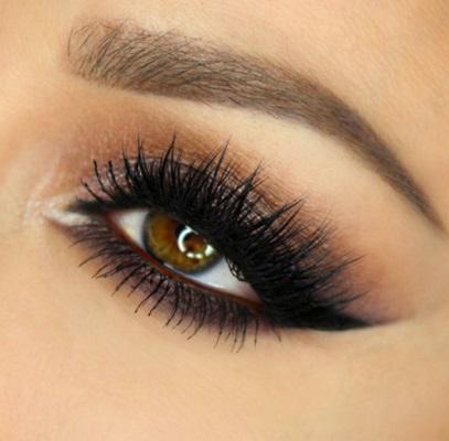 مكياج العيون للجفن الهابط