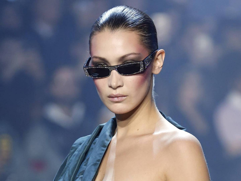 نظارات بيلا حديد