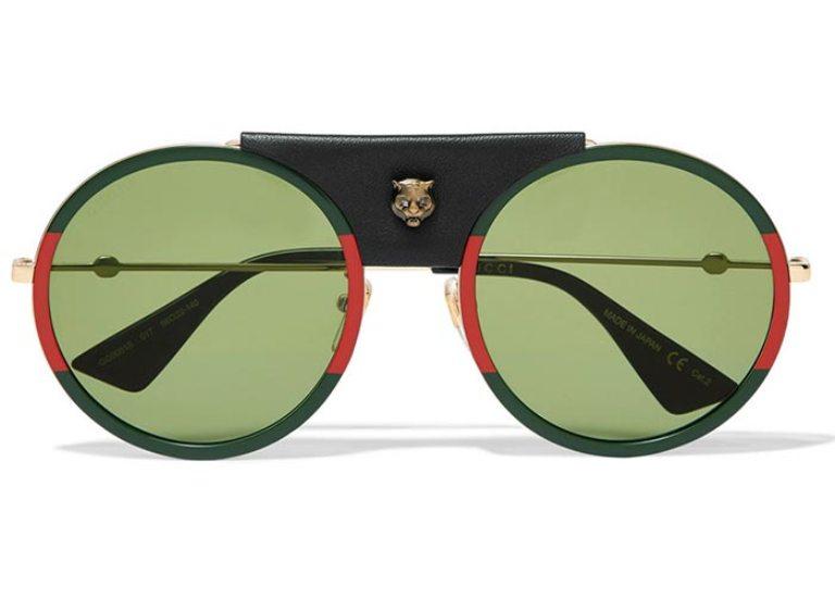 نظارة من غوتشي