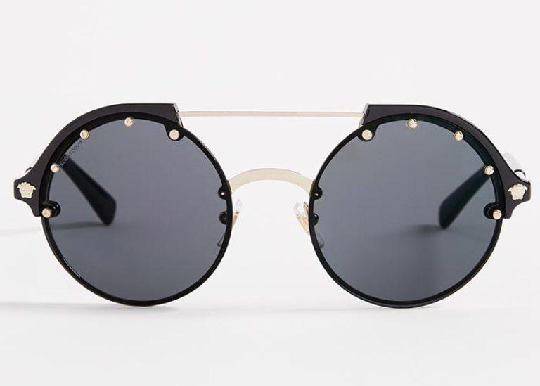 نظارة شمسية دائرية من فيرساتشي