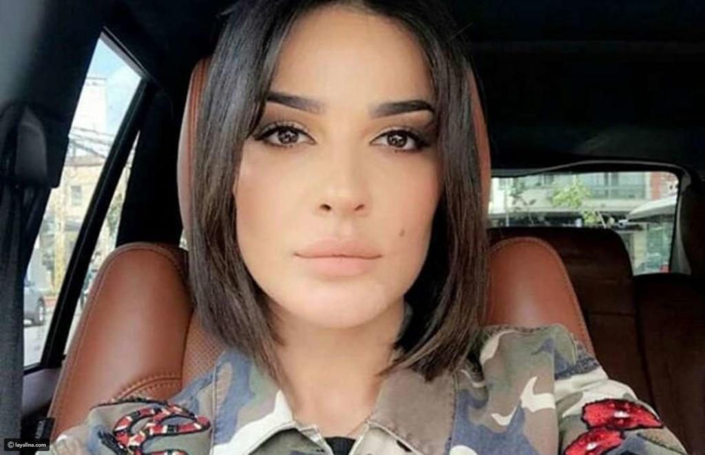 قصات شعر نادين نسيب نجيم