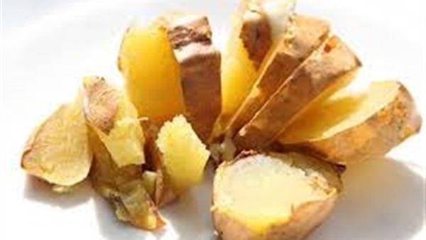 رجيم البطاطس المسلوقة