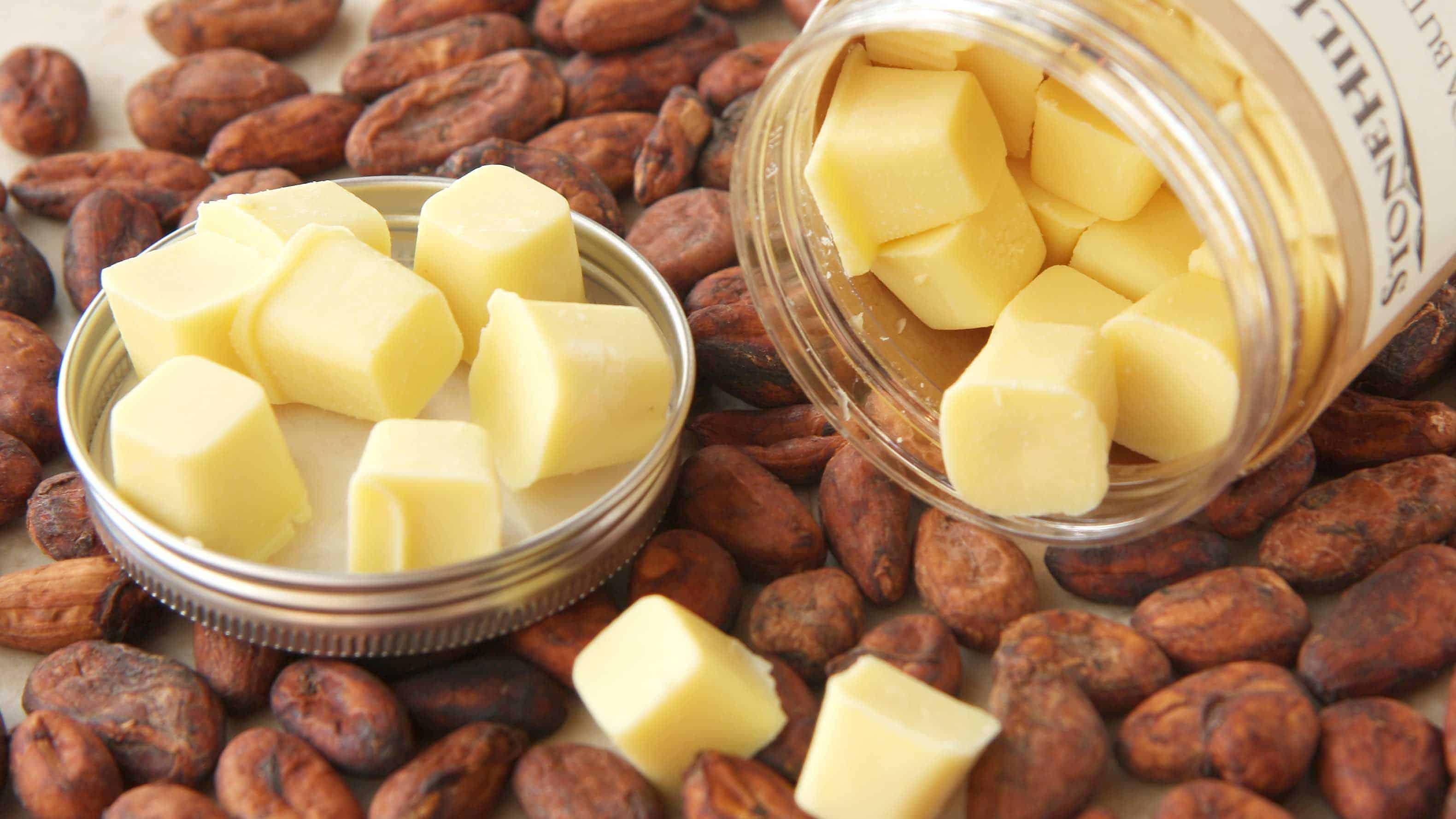خلطة زبدة الكاكاو لشد البطن بعد التخسيس