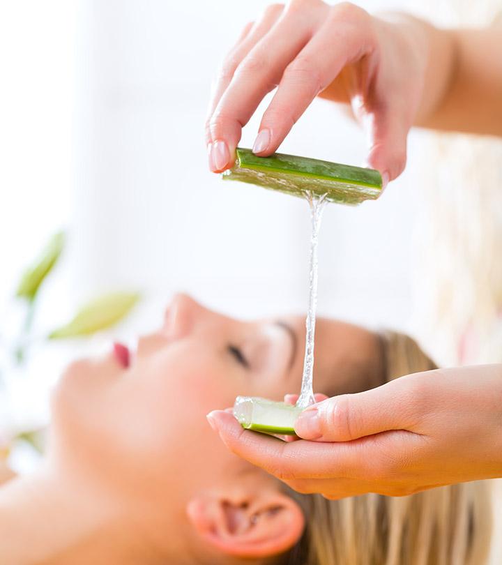 وصفات للتخلص من تطاير الشعر