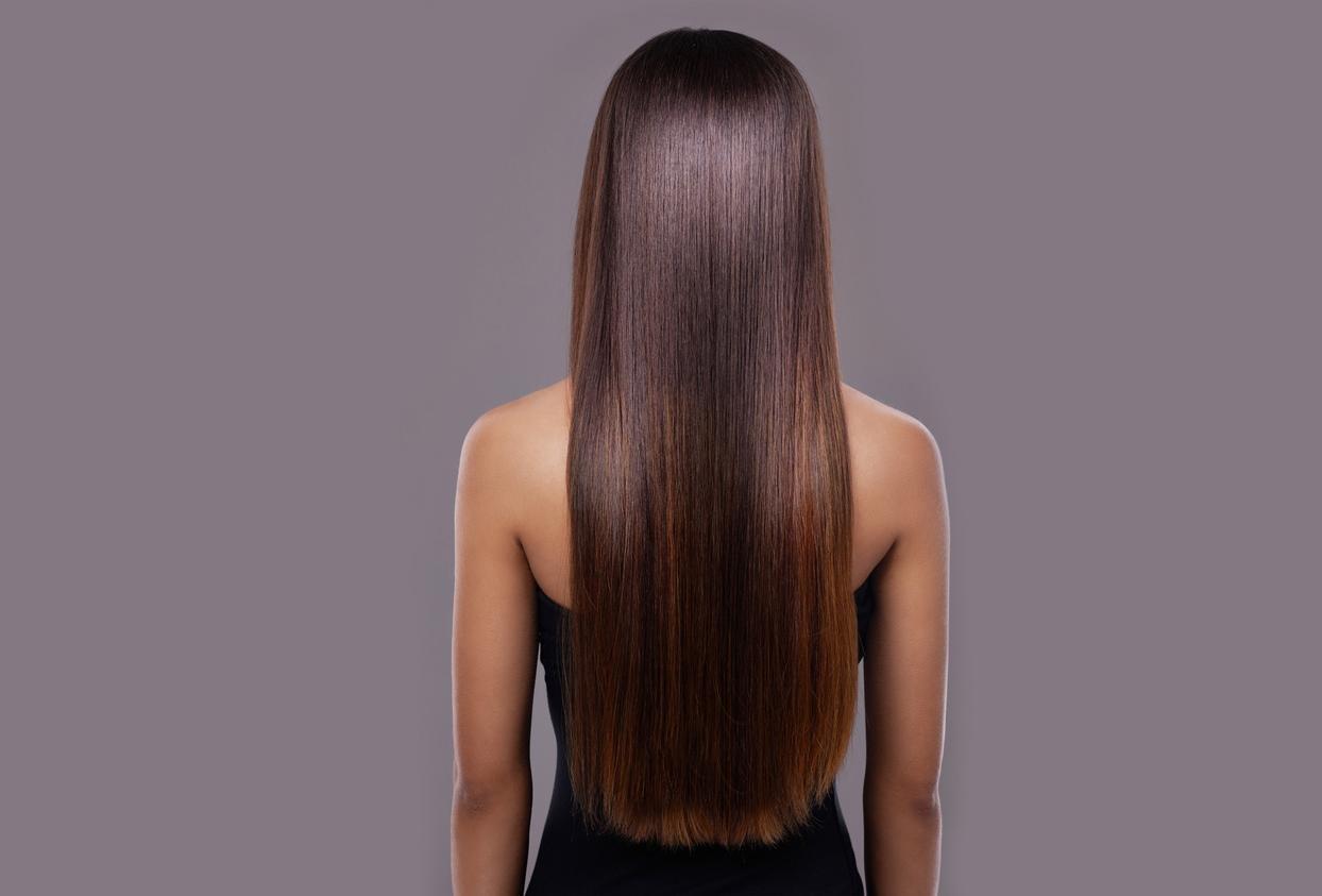 عشبة الكثيرة لتطويل الشعر