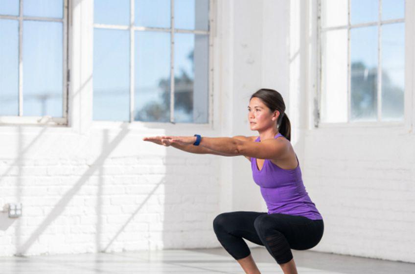 تمارين علاج خشونة الركبة
