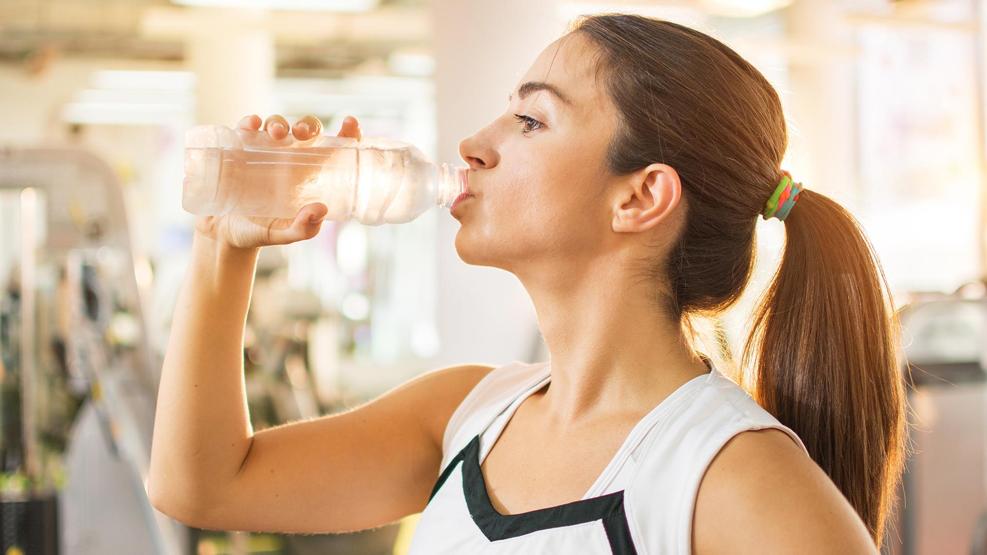 رجيم الماء لإنقاص الوزن