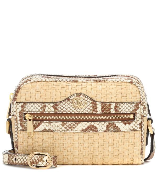 حقائب جلد الثعبان