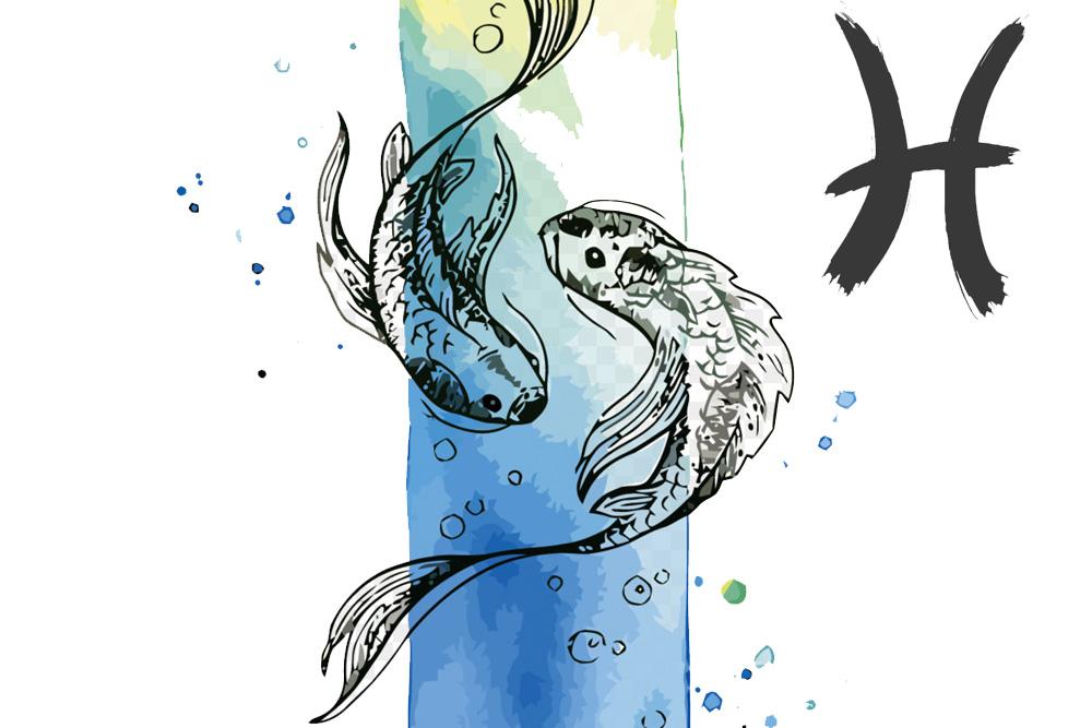 صفات برج الحوت