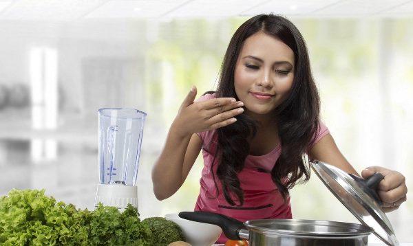 رجيم روائح الطعام لإنقاص الوزن