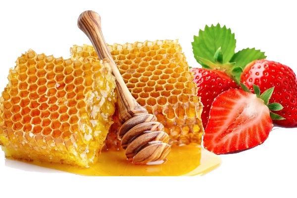 من الفراولة والعسل اصنعى ماسك للوجه !  Inside4_0