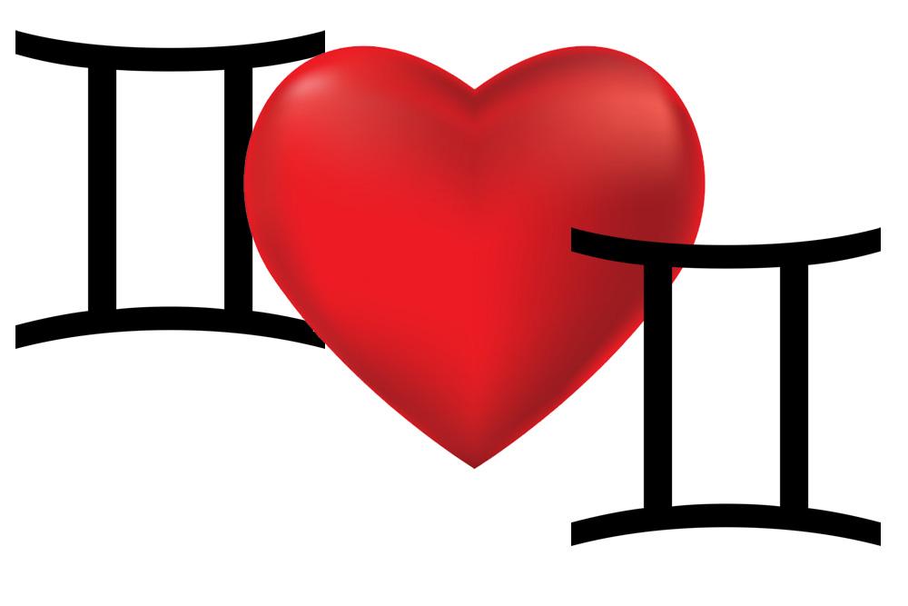 توافق برج الجوزاء مع نفسه في الحب