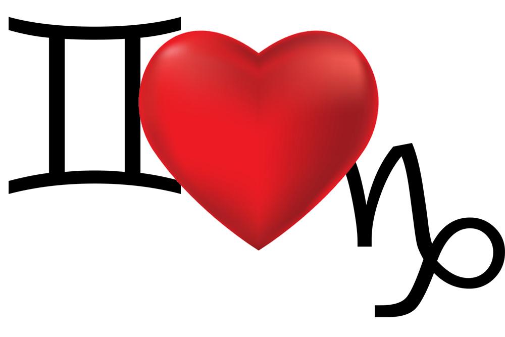 توافق الجوزاء مع برج الجدي في الحب