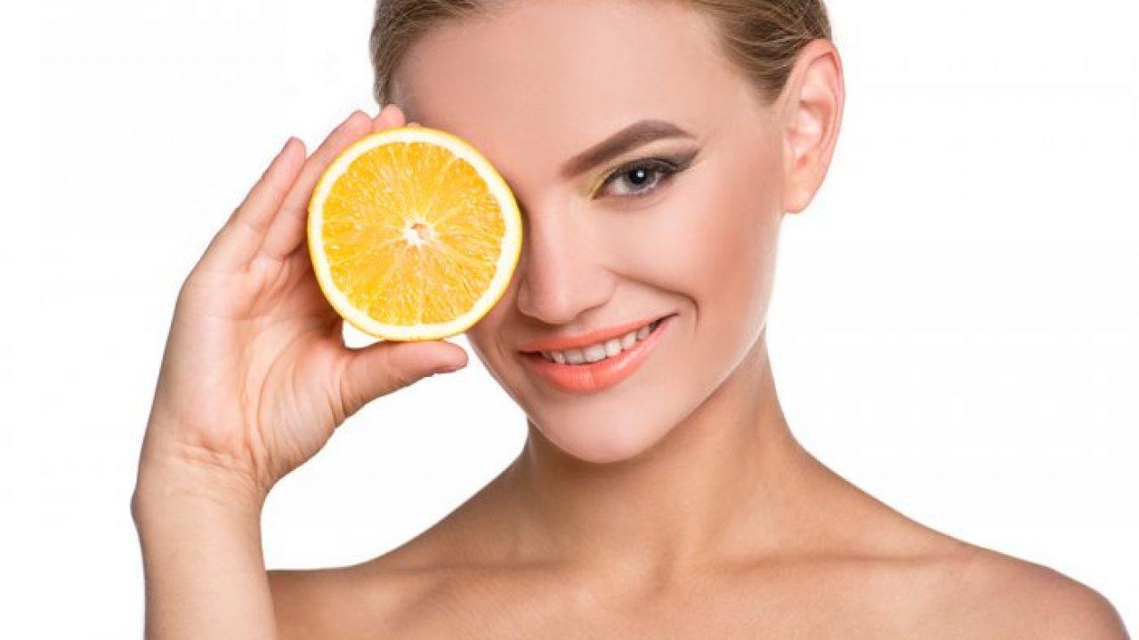 ماسك الزبادي والليمون للوجه