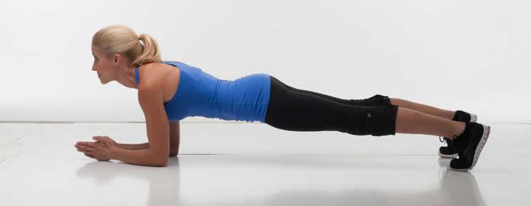 تمارين تنشيف الجسم من الدهون للنساء