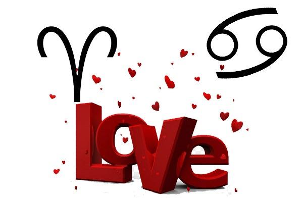 توافق برج السرطان في الحب مع الابراج