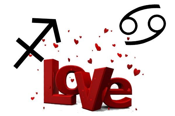 توافق برج السرطان في الحب  من الابراج