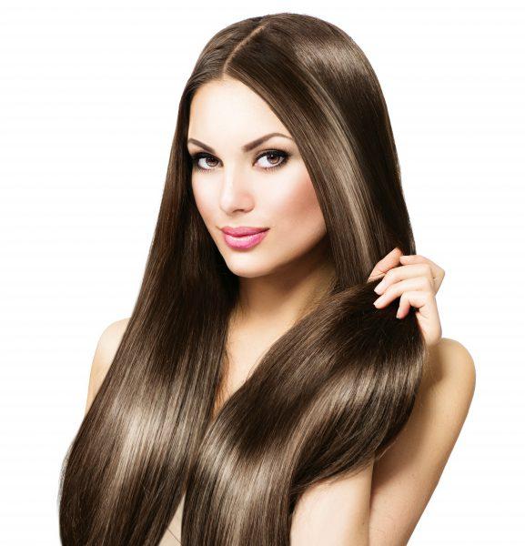 خلطات تنعيم الشعر