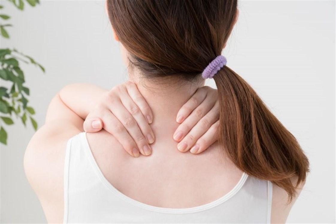 علاج الشدّ الضعلي في الرقبة والكتف