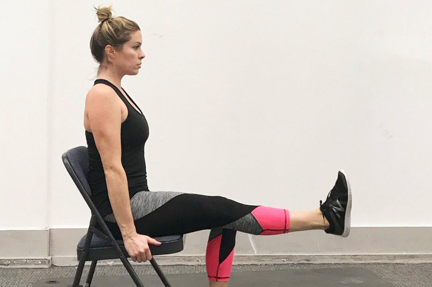 تمارين لعلاج خشونة الركبة