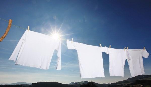طرق تعقيم الملابس