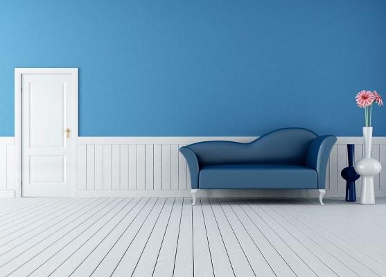 طريقة تنظيف الجدران من البقع