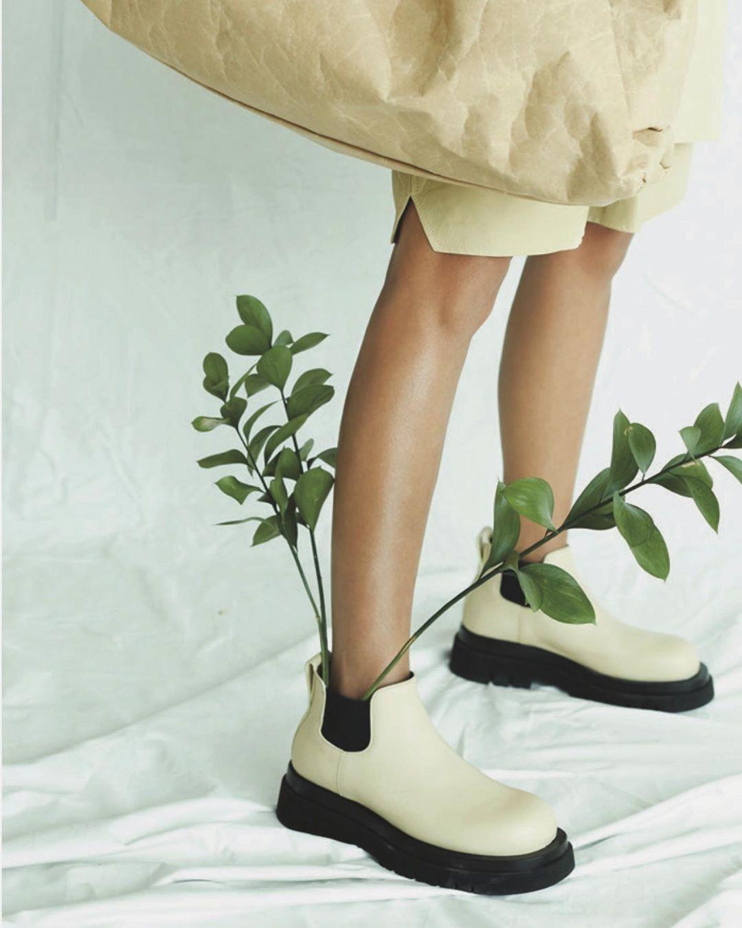 أحذية الفاشينيستا هذا الخريف