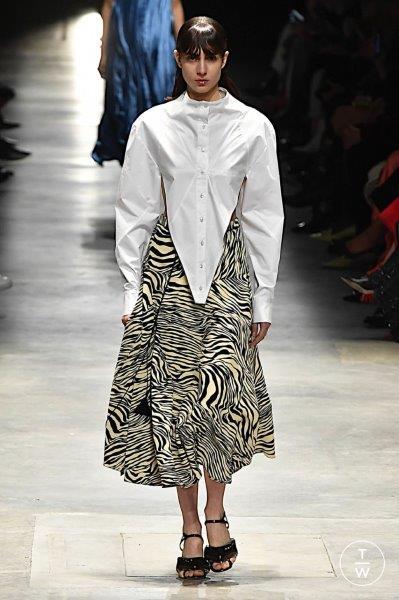 christopher kane Zebra