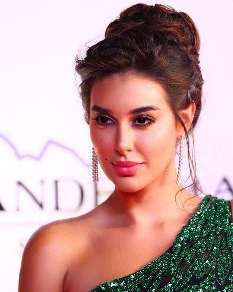 تسريحات شعر ياسمين صبري