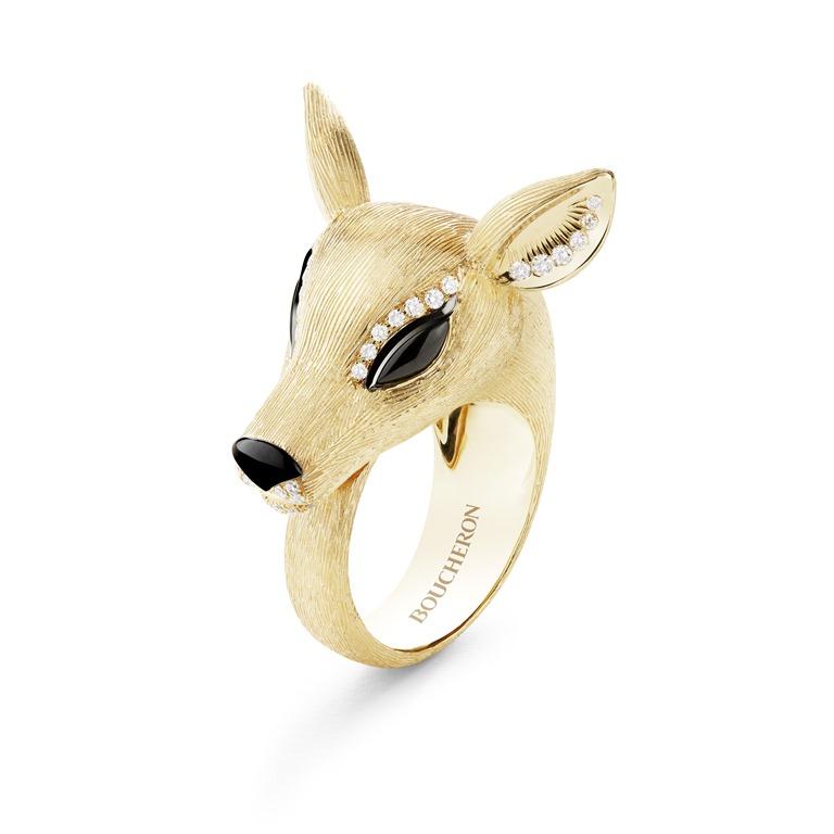 خاتم الغزالة نارا