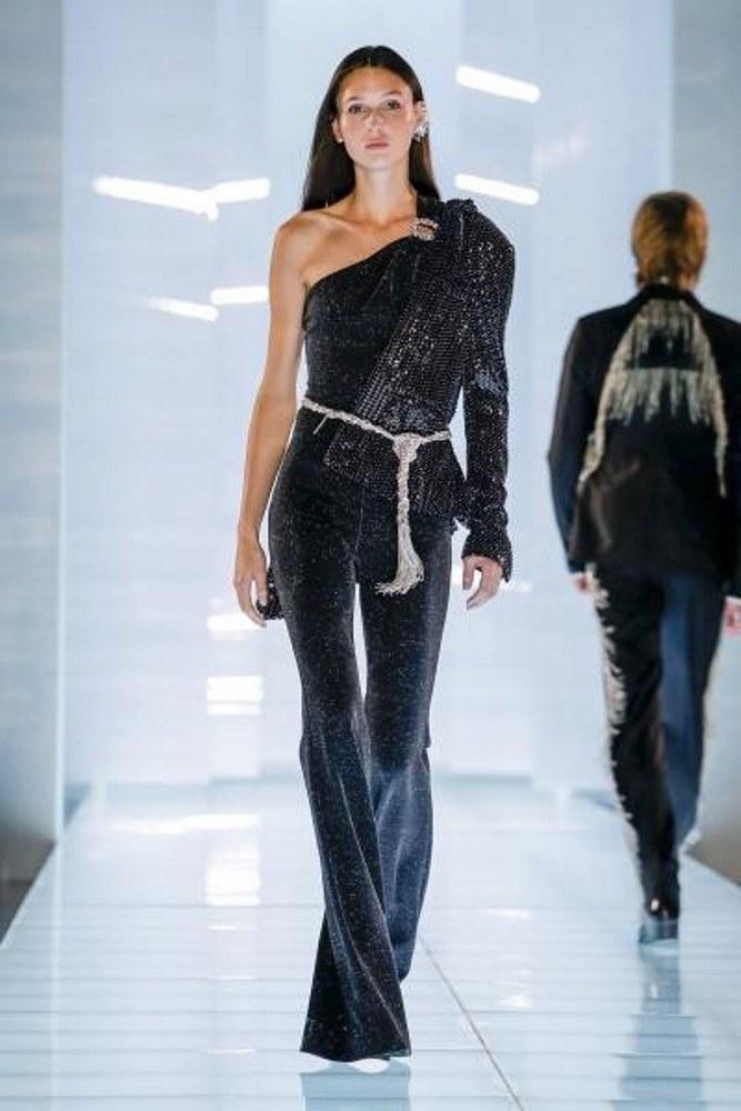 موديلات جمبسوت من اسبوع الموضة للازياء الراقية
