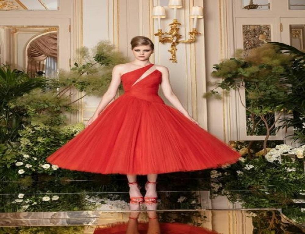 فستان سهرة رامي العلي