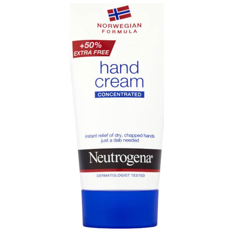 Neutrogena Norwegian Formula Concentrated Hand Cream