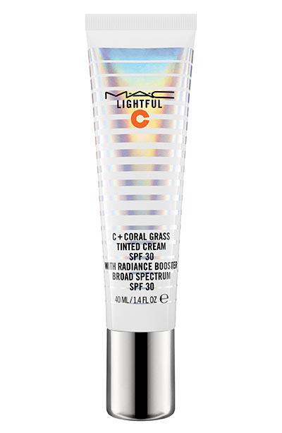 MAC Lightful C+Coral Grass Tinted Cream SPF30