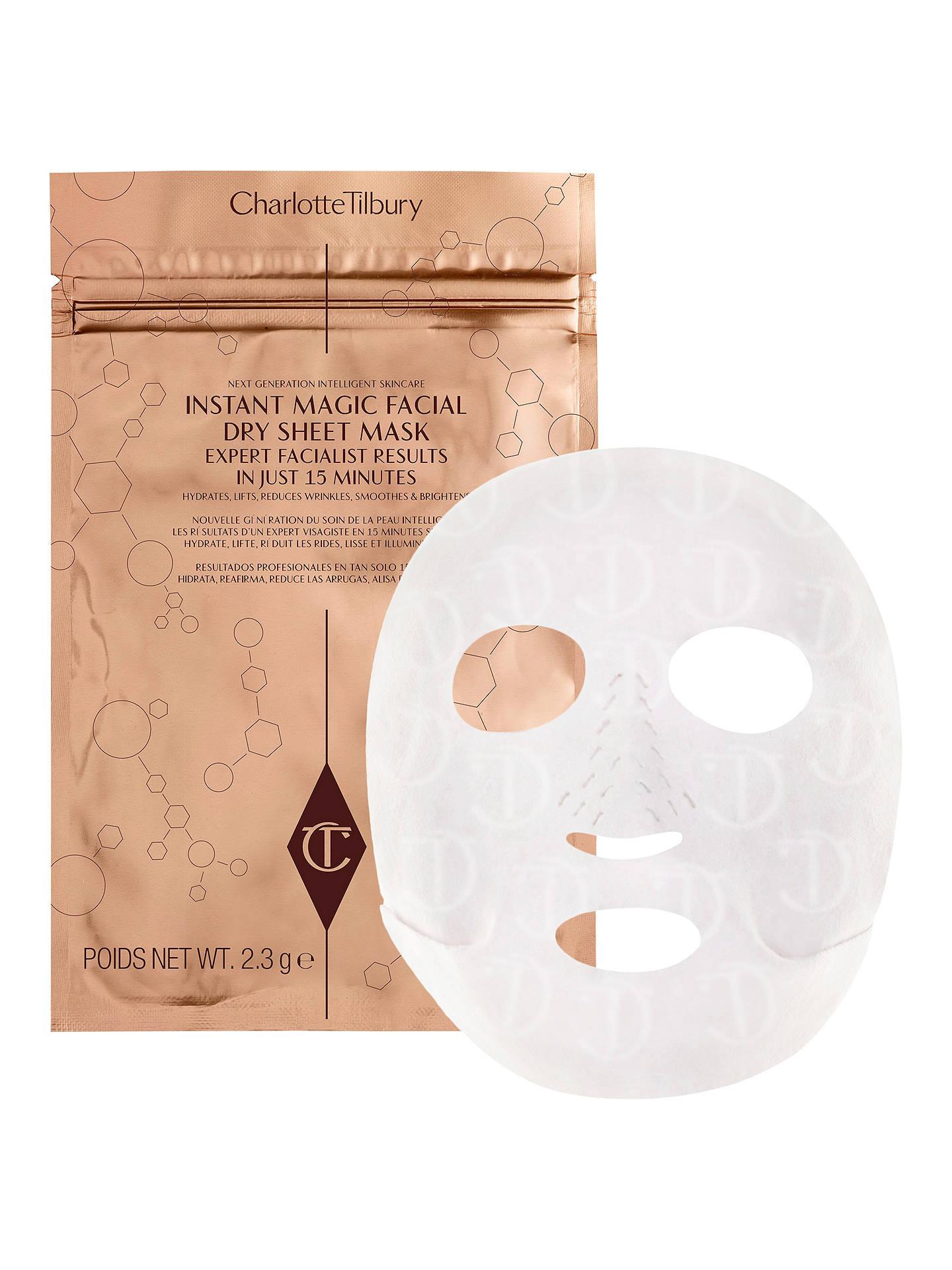ماسك Instant Magic Dry Sheet Mask