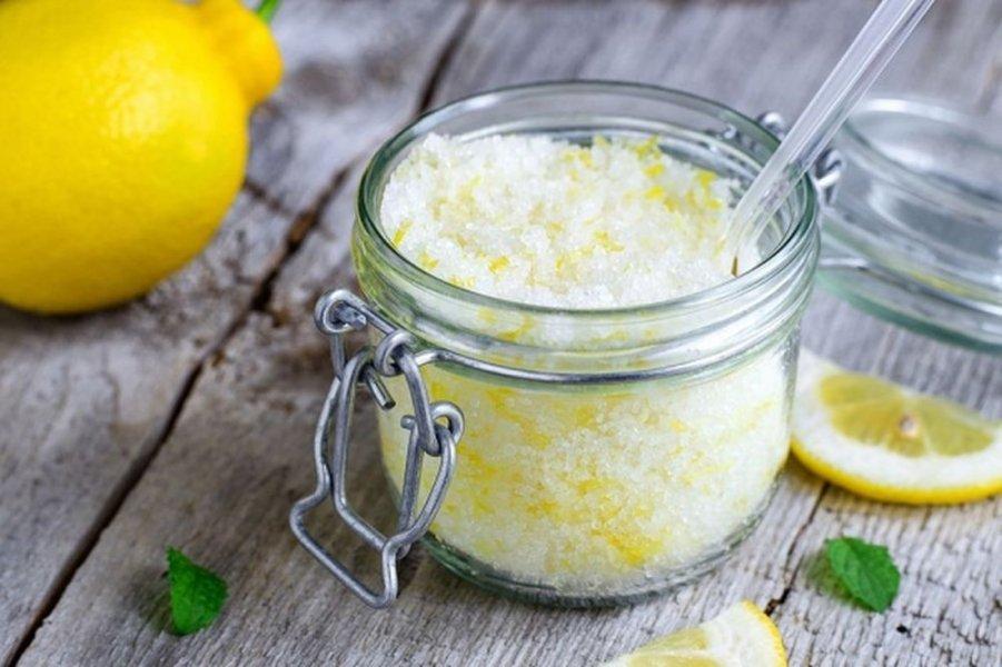 وصفة عصير الليمون والملح الخشن