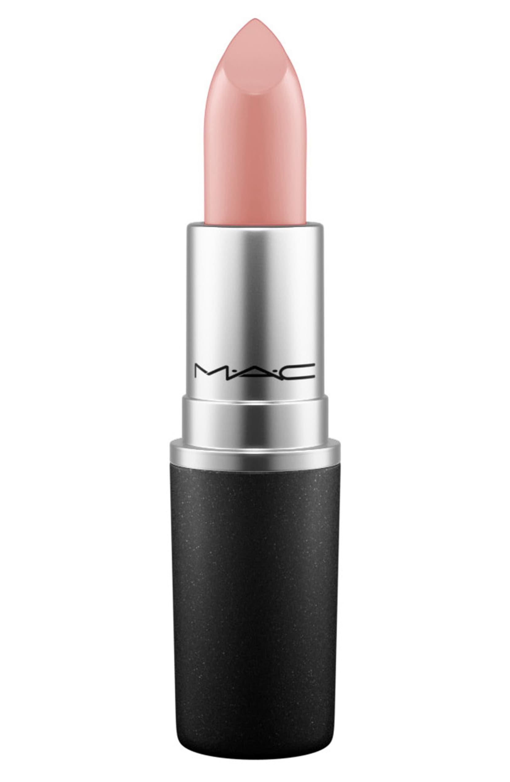 3.أحمر شفاه MAC Nude Lipstick
