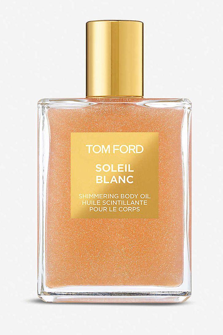 زيت Tom Ford Soleil Blanc Shimmering Body Oil