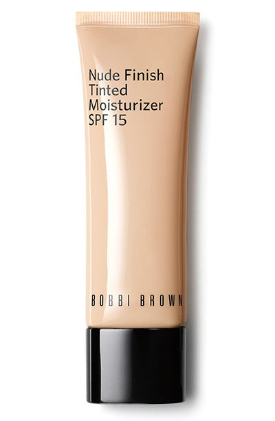 Bobbi Brown Nude Finish Tinted Moisturizer SPF15