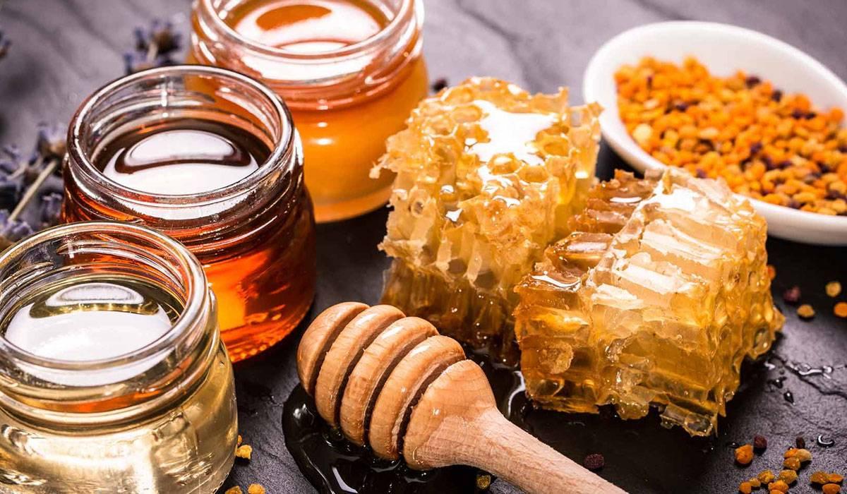 الخيار والعسل