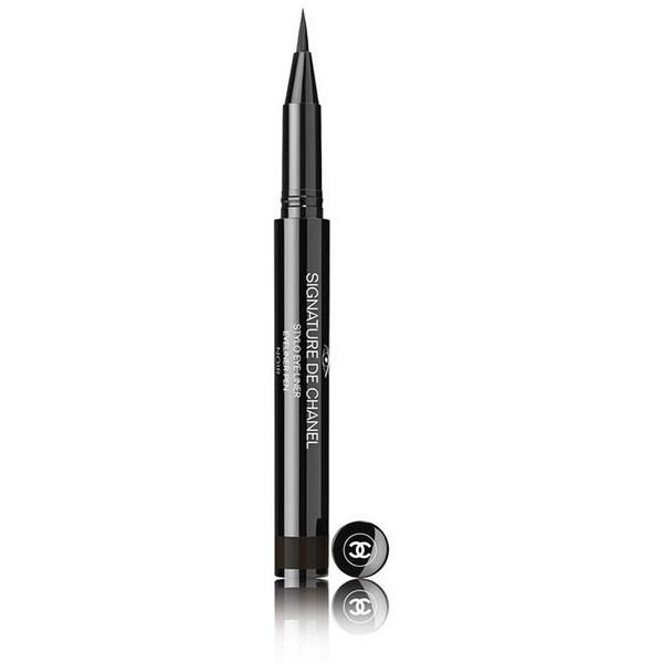 Black eyeliner by Chanel