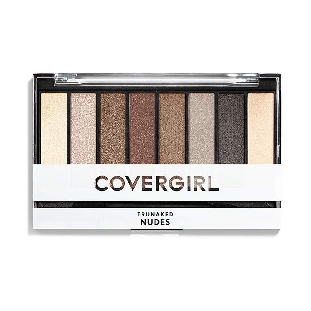 ظلال عيون Covergirl Nudes TruNaked