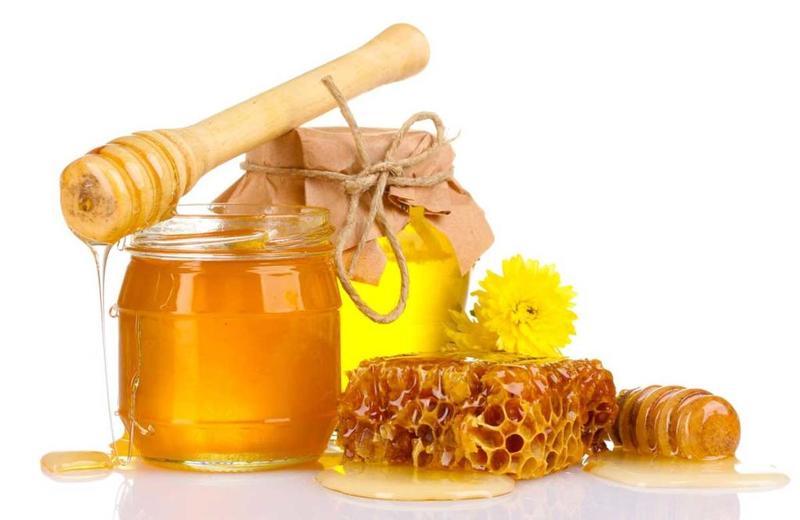 وصفة العسل وعصير الليمون