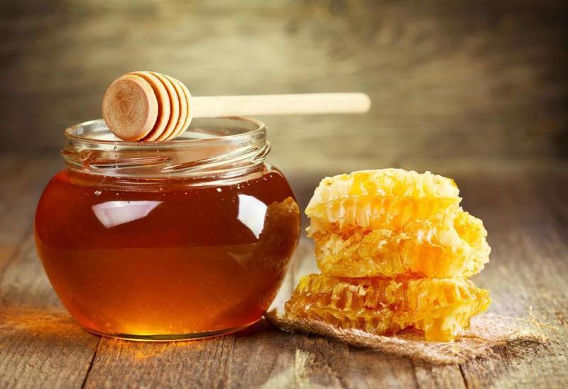 خلطة ماء الورد والعسل