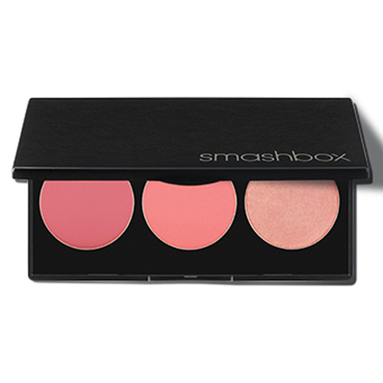 لوحة Smashbox- L.A Lights Blush&Higlight Palette