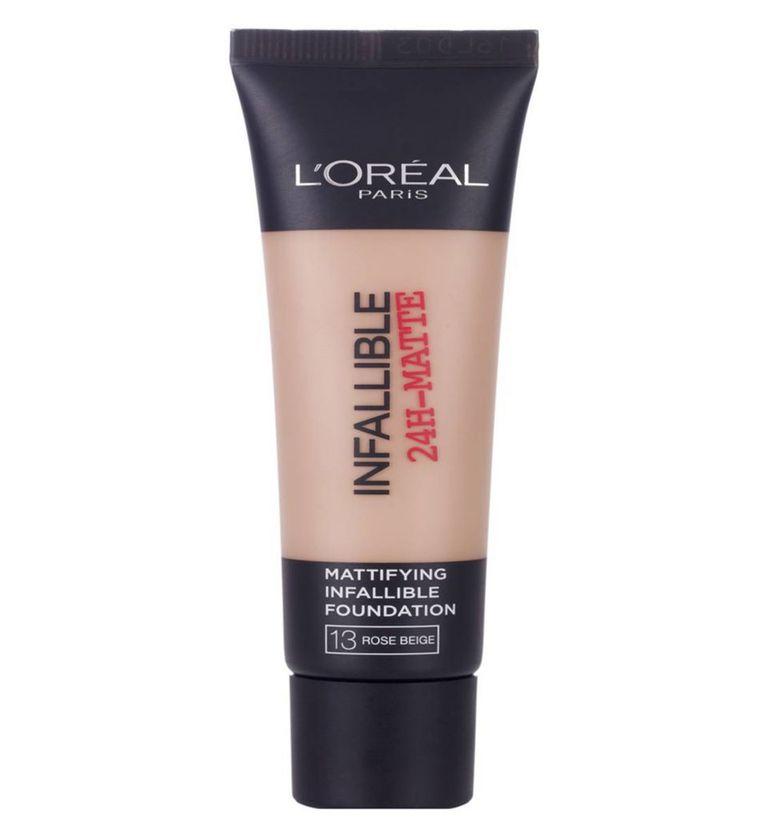 L'Oreal Infallible 24H Matte Liquid Foundation