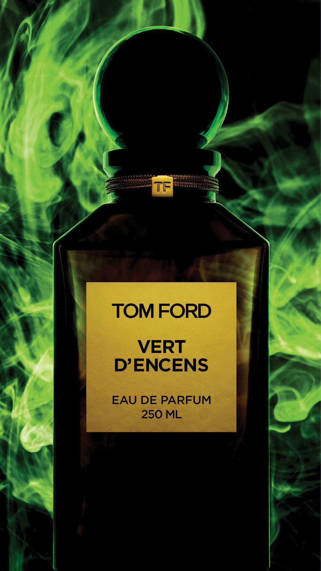 عطر VERT D'ENCENS من Tom Ford